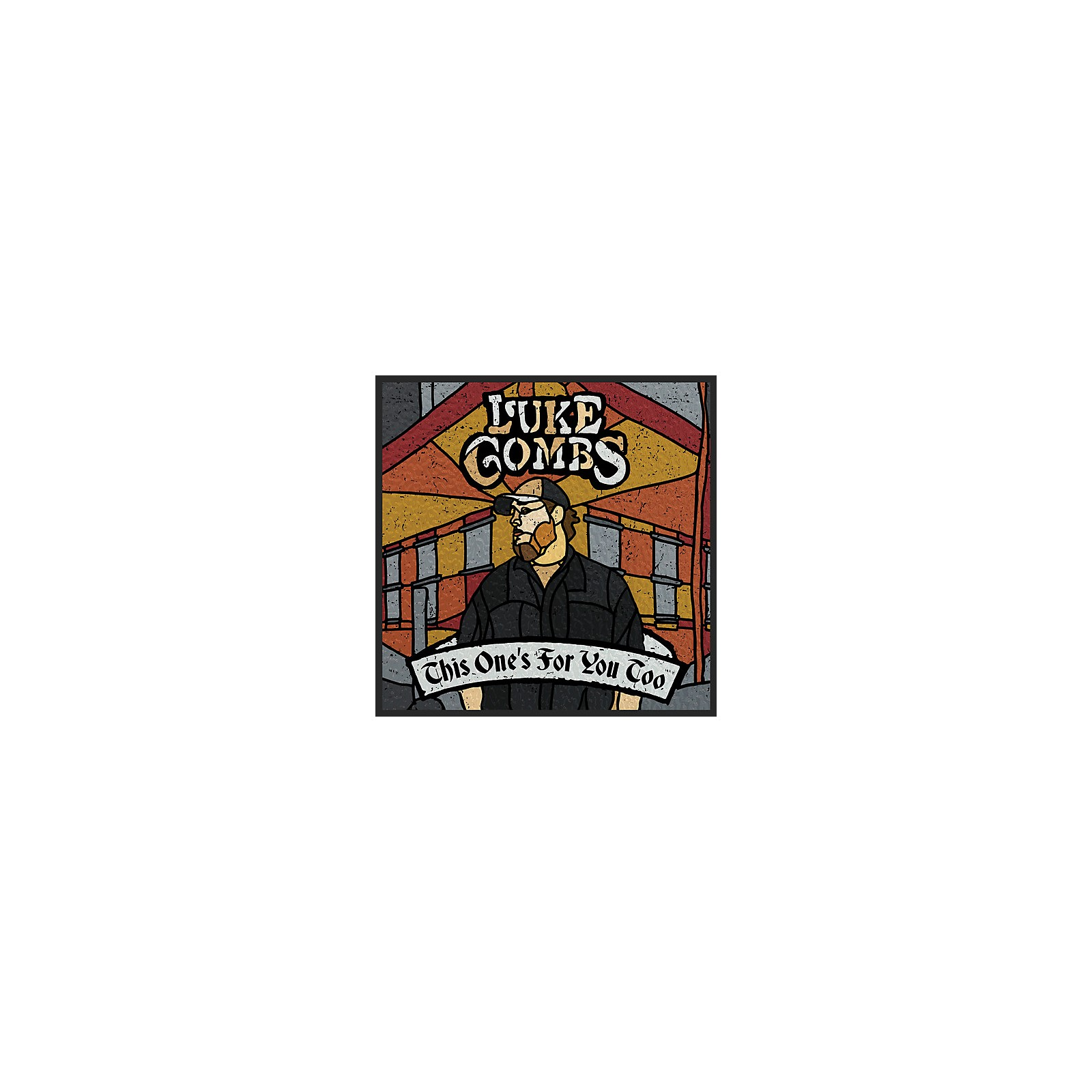 Alliance Luke Combs - This One's For You Too (CD)