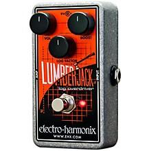 Open BoxElectro-Harmonix Lumberjack Log Overdriver Guitar Effects Pedal