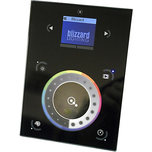 Blizzard LumiDesk LDTouch Ultimate Wall Mounted DMX Touch Controller