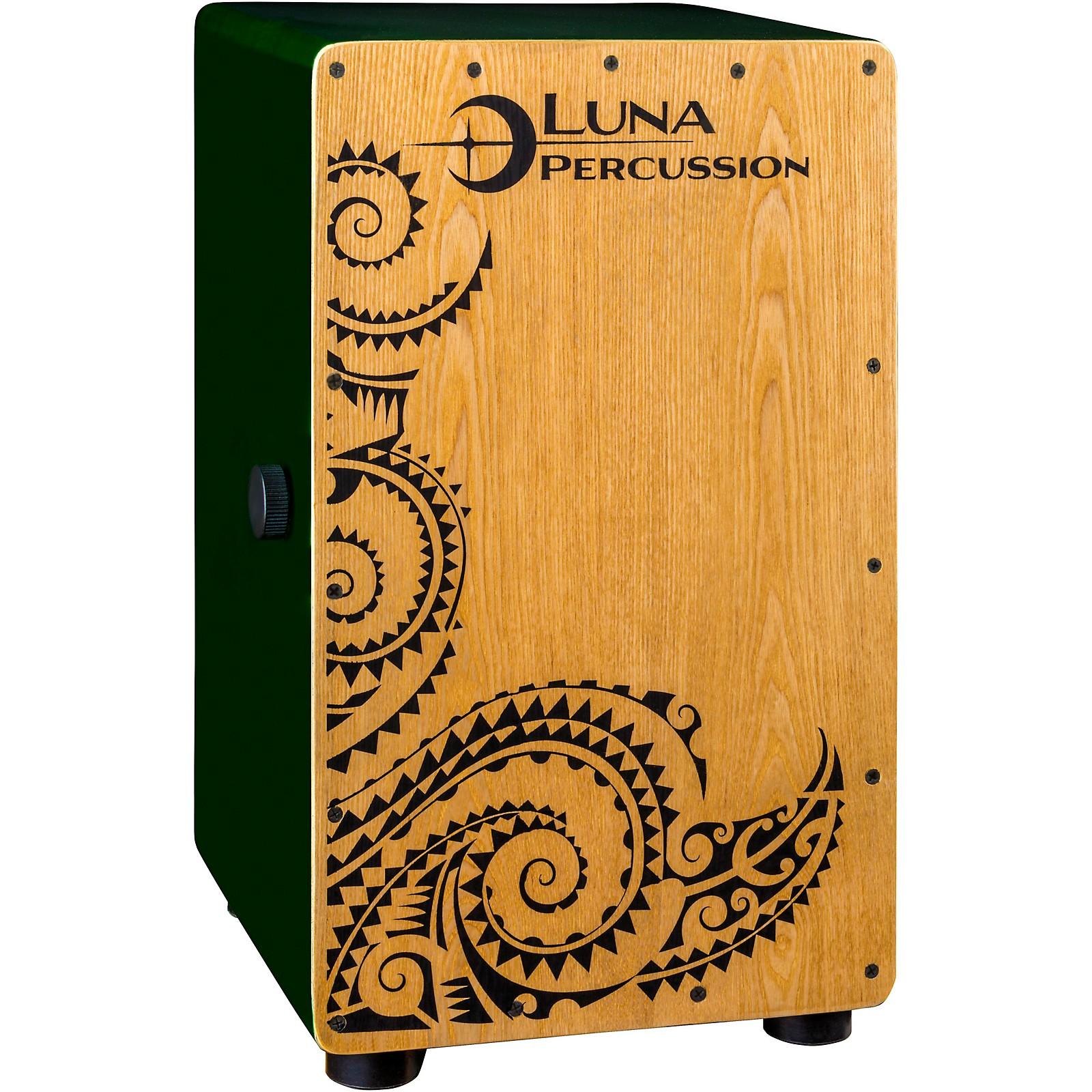 Luna Guitars Luna Cajon with Bag