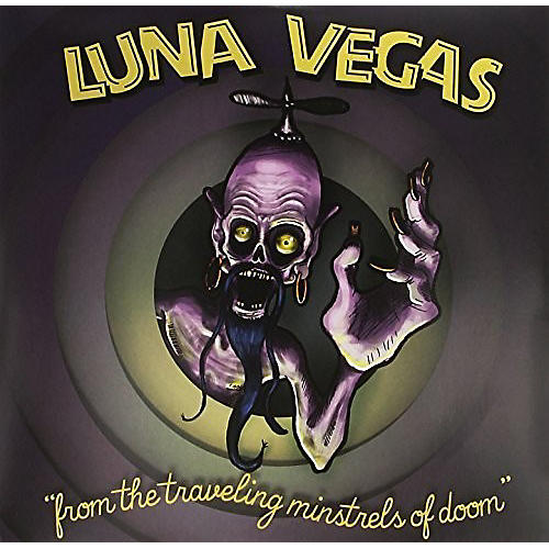 Alliance Luna Vegas - From the Travelling Minstrels (Purple Vinyl)