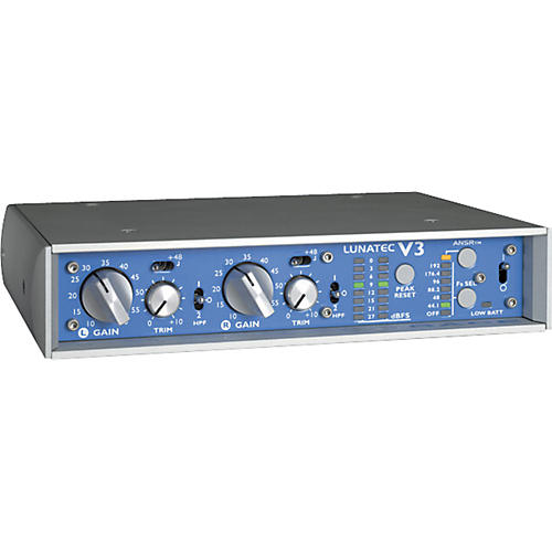 Grace Design Lunatec V3 2 Channel Mic Preamp (12V)