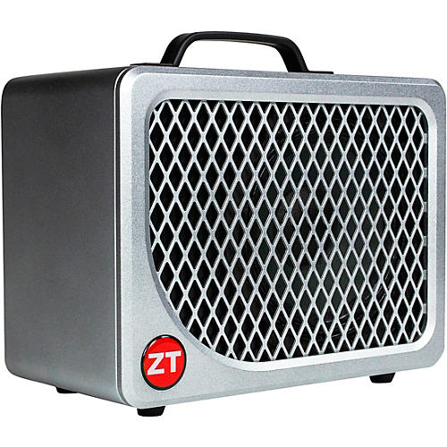 ZT Lunchbox Reverb 100W 1x6.5 Guitar Combo Amp Silver