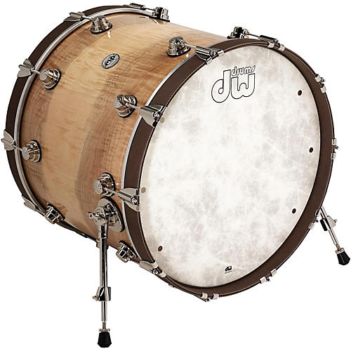 DW Lux Leather Bass Drum Hoop