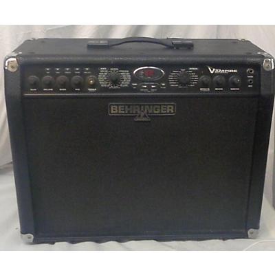 Behringer Lx112 Guitar Combo Amp