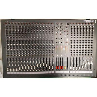 Spirit Lx7 Unpowered Mixer