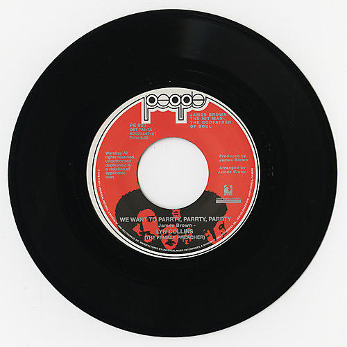 Alliance Lyn Collins - We Want To Parrty Parrty Parrty / You Can't Beat