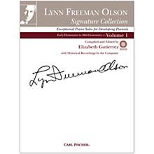 Carl Fischer Lynn Freeman Olson Collection for Piano (Book + CD) Volume 1