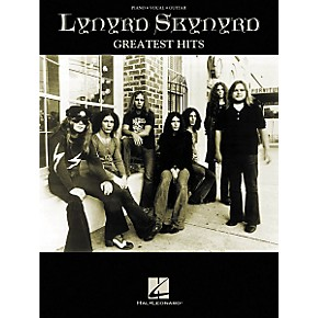 hal leonard lynyrd skynyrd greatest hits piano vocal guitar songbook musician 39 s friend. Black Bedroom Furniture Sets. Home Design Ideas