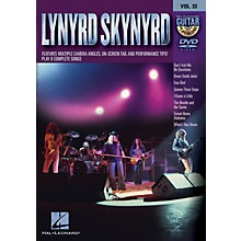 Hal Leonard Lynyrd Skynyrd - Guitar Play-Along DVD Volume 33