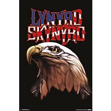 Lynyrd Skynyrd - Majestic Poster Rolled Unframed