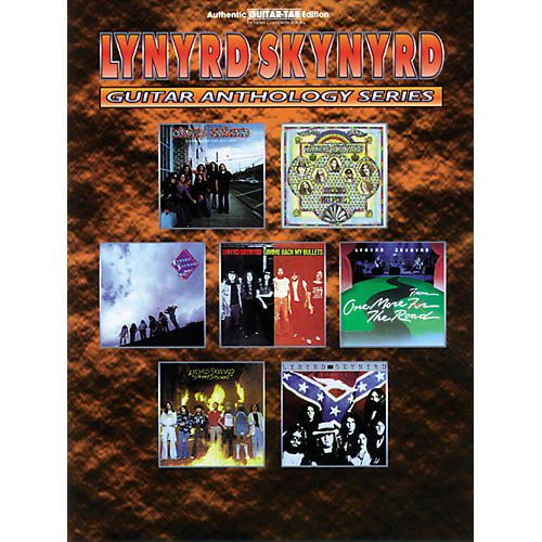 alfred lynyrd skynyrd guitar anthology tablature musician 39 s friend. Black Bedroom Furniture Sets. Home Design Ideas