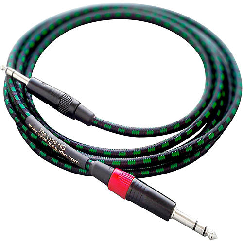 Evidence Audio Lyric HG Straight to Straight TRS to TRS Cable Condition 1 - Mint 15 ft.