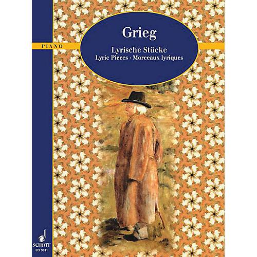 Schott Lyric Pieces Op. 12, 38, 43 Schott Series