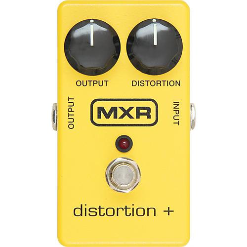 MXR M-104 DISTORTION + Guitar Pedal