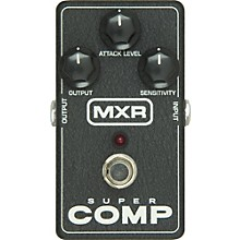 MXR M-132 Super Comp Compressor Pedal