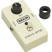 Open BoxMXR M-133 Micro Amp Pedal