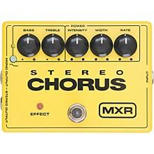 Open BoxMXR M-134 Stereo Chorus Pedal