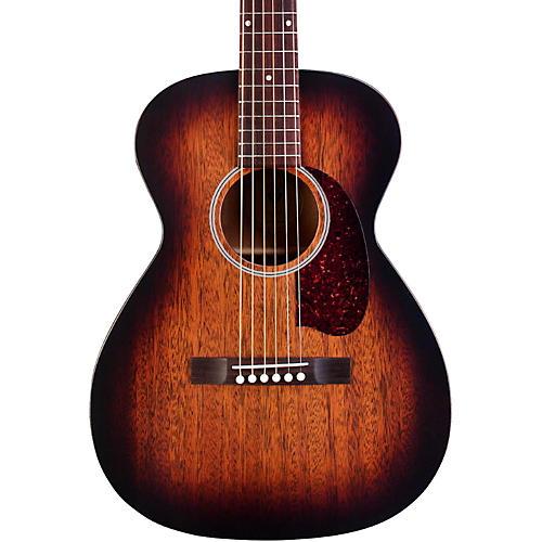 acoustic guitar sunburst vintage