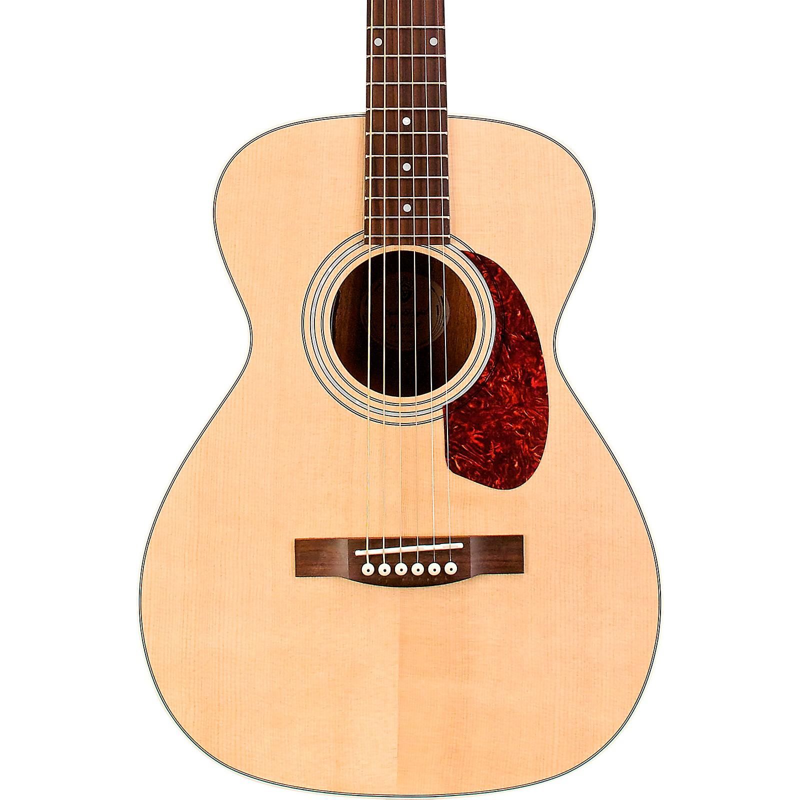 Guild M-240E Concert Acoustic-Electric Guitar