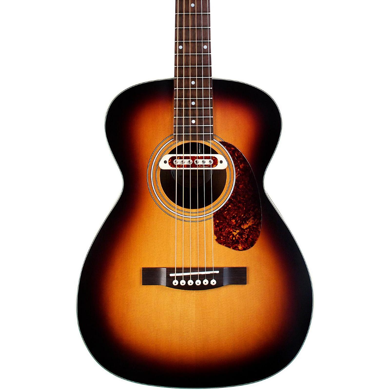 Guild M-240E Troubadour Acoustic Electric Guitar