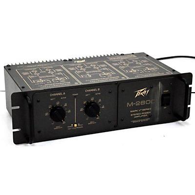 Peavey M-2600 MKV Power Amp