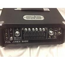 Phil Jones Bass M-500 Bass Amp Head