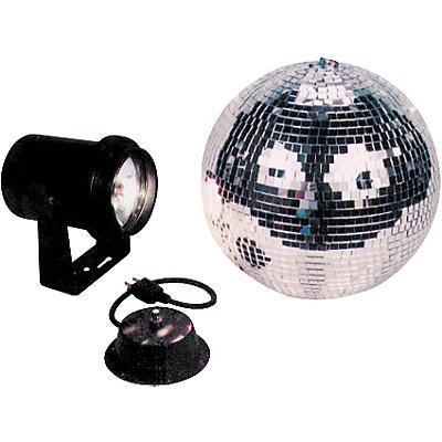 American DJ M-500L Mirror Ball Combo