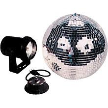 Open BoxAmerican DJ M-600L Mirror Ball Combo