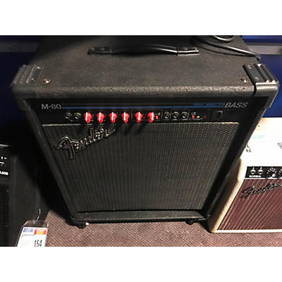Fender M-80 Bass Combo Amp