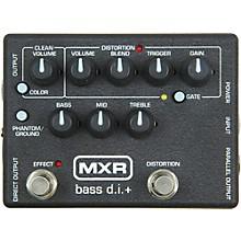 Open BoxMXR M-80 Bass Direct Box with Distortion