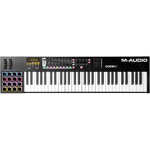 M-Audio M-Audio Code 49 USB MIDI Keyboard Controller Black