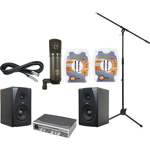 M-Audio M-Audio FireWire Solo and CX5 Recording Package