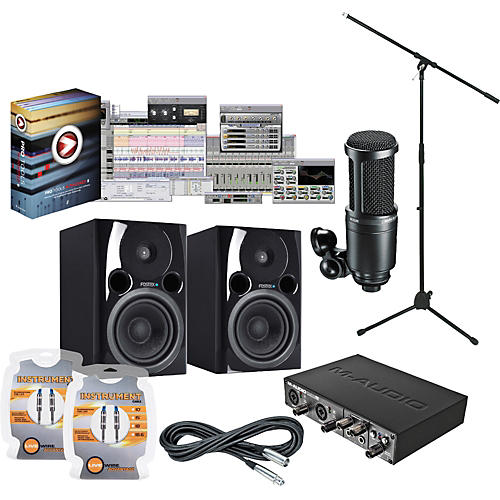 M-Audio M-Audio ProFire 610 Package