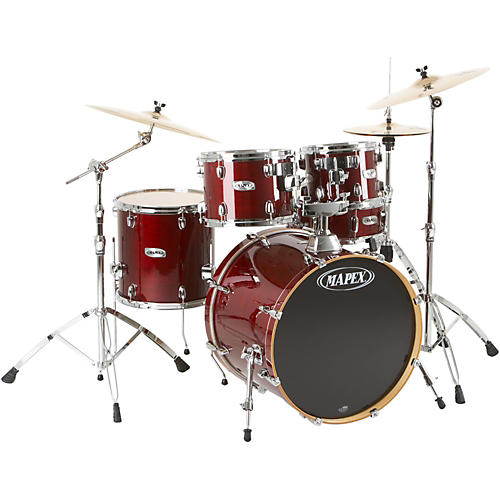 Mapex M Birch 5-Piece Fusionease Shell Pack