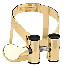 M/O Series Clarinet Ligature Bb Clarinet - Gold-Plated