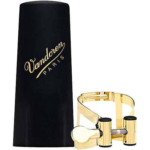 Vandoren M/O Series Saxophone Ligature Tenor Sax - Gilded