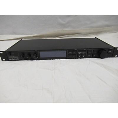 TC Electronic M-ONE XL DUAL EFFECTS PROCESSOR Multi Effects Processor