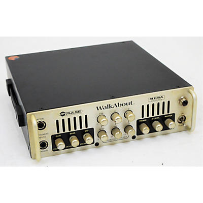 Mesa Boogie M PULSE WALKABOUT Bass Amp Head