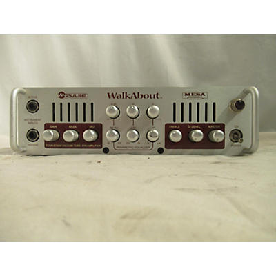 Mesa Boogie M PULSE WALKABOUT Tube Bass Amp Head