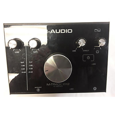 M-Audio M-TRACK 2X2 C - SERIES Audio Interface