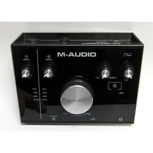 M-Track 2x2 Audio Interface