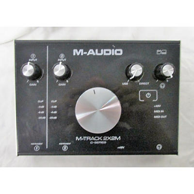 M-Audio M Track 2x2 Audio Interface