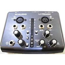 M-Audio M-Track Audio Interface