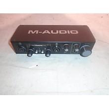 M-Audio M-Track Plus MKII Audio Interface