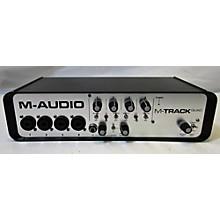 M-Audio M-track Quad Audio Interface