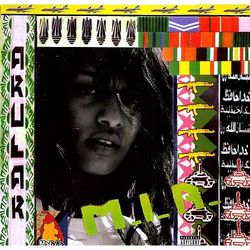 Alliance M.I.A. - Arular
