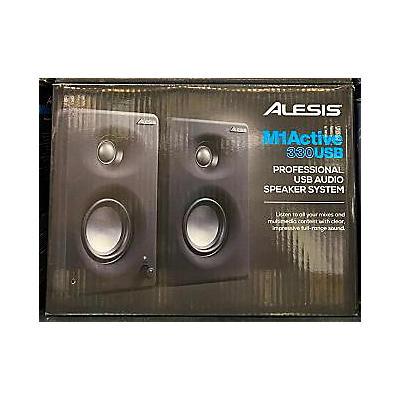 Alesis M1 ACTIVE 330 USB PAIR Powered Monitor