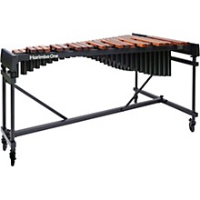 M1 Concert Xylophone with Traditional Keyboard 4 Octave Concert Frame