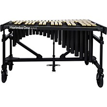 M1 WAVE 3 Octave Vibraphone Gold Bars Field Frame without Motor